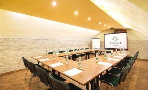 zdjęcie sali konferencyjnej, Regent Hotel, Kraków