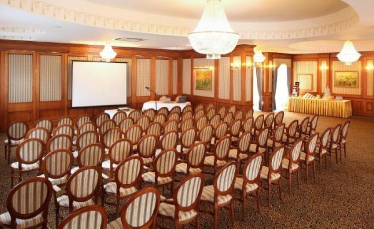 zdjęcie sali konferencyjnej, Hotel Nowy Dwór w Zaczerniu, Rzeszów