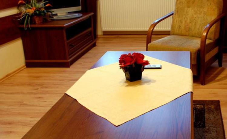 zdjęcie pokoju, Rezydencja Spalska, Spała