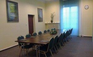 zdjęcie sali konferencyjnej, Hotel HARENDA, Warszawa