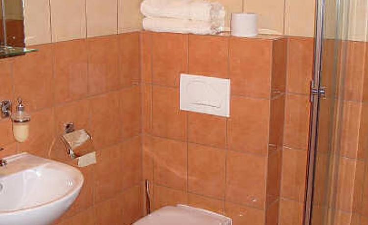 zdjęcie pokoju, Santana Club, Przemęt
