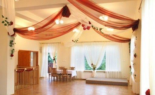 zdjęcie sali konferencyjnej, Ośrodek Szkoleniowo-Rekreacyjny Groń, Stryszawa