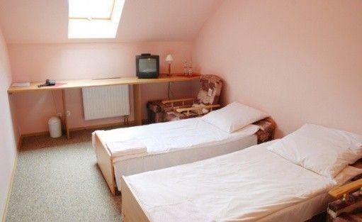 zdjęcie pokoju, Ośrodek Szkoleniowo-Rekreacyjny Groń, Stryszawa