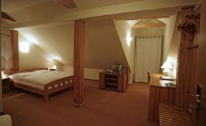 zdjęcie pokoju, Hotel Pałac Sokolnik, Sokolniki