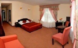 zdjęcie pokoju, Rezydencja Staromiejska, Sandomierz