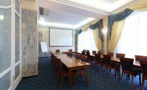 zdjęcie sali konferencyjnej, Hotel Savoy, Łódź