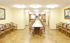 zdjęcie sali konferencyjnej, Hotel Mazowiecki, Łódź