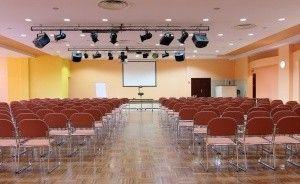 zdjęcie sali konferencyjnej, Hotel Centrum Łódź, Łódź