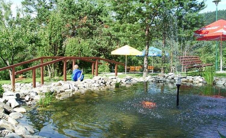 zdjęcie obiektu, Ośrodek Rekreacyjno-Wypoczynkowy BYSTRE, Baligród