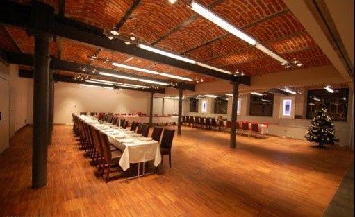 zdjęcie sali konferencyjnej, Centrum Biznesowe Synergia, Łódź