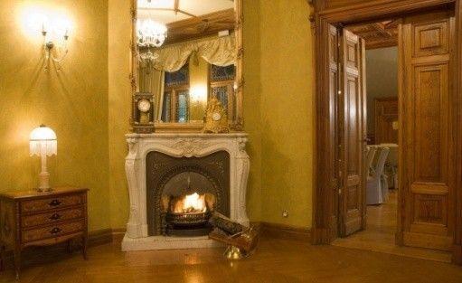 zdjęcie sali konferencyjnej, Pałac Dębowy, Jelenia Góra
