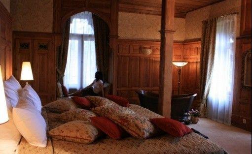 zdjęcie pokoju, Pałac Dębowy, Jelenia Góra
