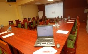 zdjęcie sali konferencyjnej, Puchacz - Spa, Niechorze