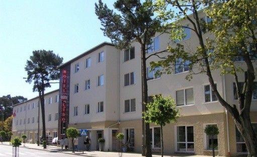 zdjęcie obiektu, Hotel Lido , Jurata
