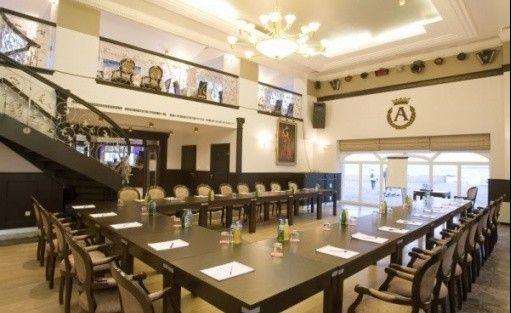 zdjęcie sali konferencyjnej, Hotel Apollo, Darłowo