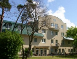 Dom Pracy Twórczej PAN w Juracie
