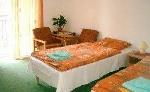 zdjęcie pokoju, Dom Pracy Twórczej PAN w Juracie, Jurata