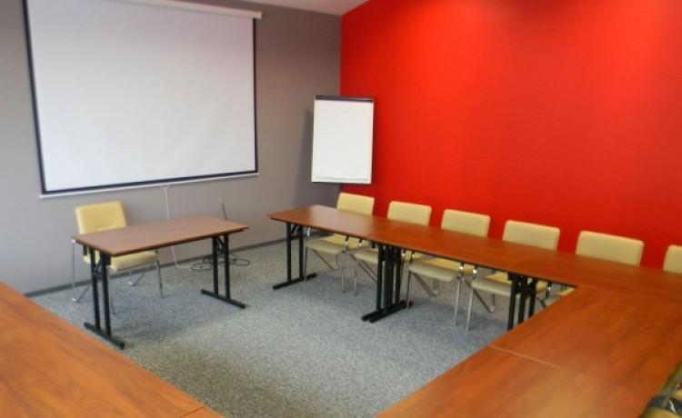zdjęcie sali konferencyjnej, Centrum Szkoleniowe Europrofes - Katowice, Katowice