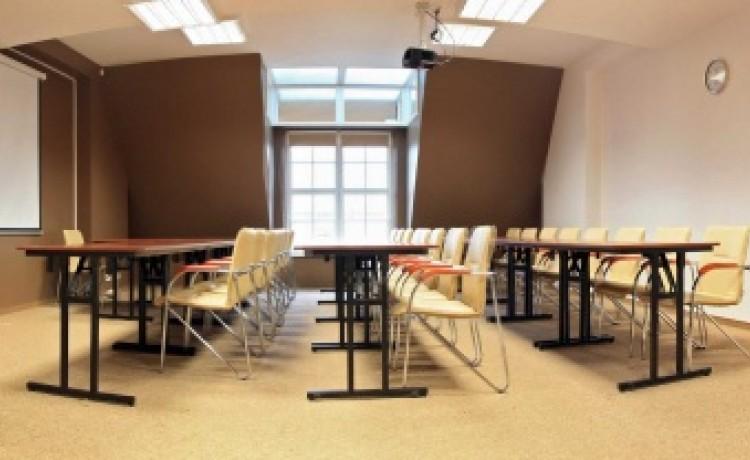 zdjęcie sali konferencyjnej, Centrum Szkoleniowe Europrofes - Wrocław, Wrocław