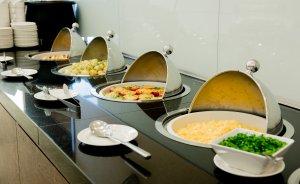 Bufet śniadaniowy gorący