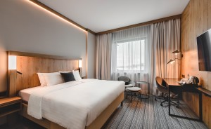 Courtyard by Marriott Warsaw Airport Hotel **** / 0