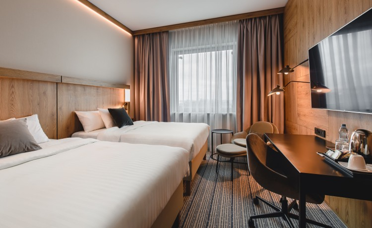 Hotel **** Courtyard by Marriott Warsaw Airport / 16