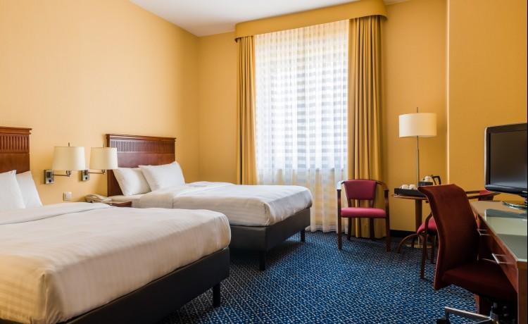 Pokój z dwoma łóżkami typu twin