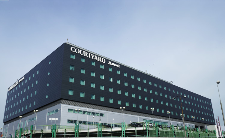 Hotel **** Courtyard by Marriott Warsaw Airport / 21