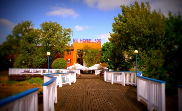 HOTEL 500 *** - Zegrze