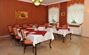 zdjęcie sali konferencyjnej, Hotel Jakub Sobieski, Oława