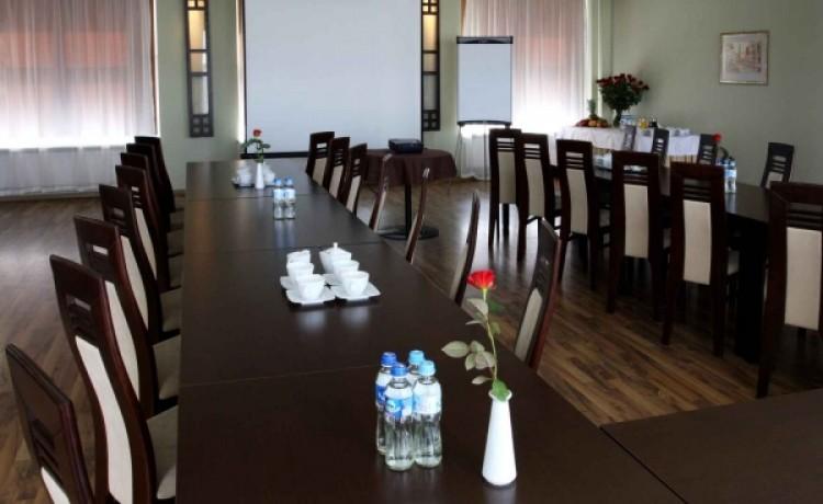 zdjęcie sali konferencyjnej, Hotel Górski, Pruszcz Gdański