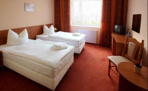 zdjęcie pokoju, Hotel Merkury, Straszyn