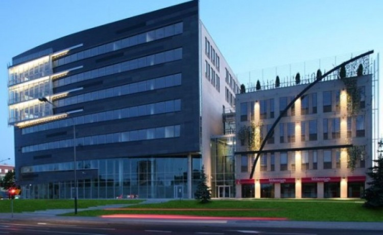 zdjęcie obiektu, Forum 76. Business Centre, Łódź