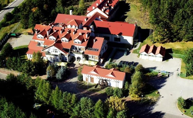 Hotel *** Hotel Miłomłyn Zdrój Medical Spa & Vitality / 1