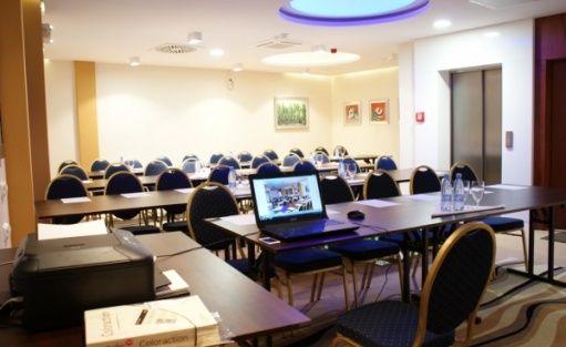 zdjęcie sali konferencyjnej, Machandel Restauracja&Catering, Gdańsk