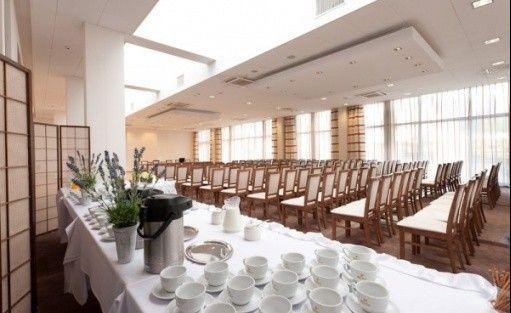 zdjęcie sali konferencyjnej, Hotel Swing, Kraków