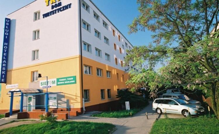 zdjęcie obiektu, Dom Turystyczny TRIO, Wrocław