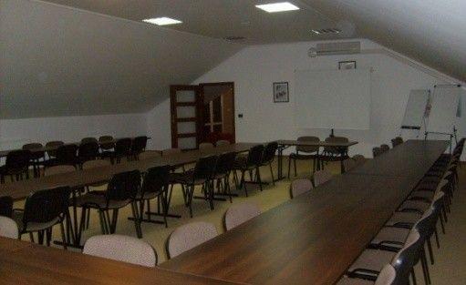 zdjęcie sali konferencyjnej, Hotel Wrota Kaszub, Stara Kiszewa