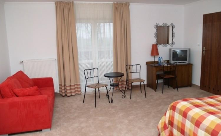 zdjęcie pokoju, Hotel Wrota Kaszub, Stara Kiszewa