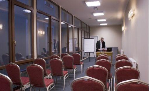 zdjęcie sali konferencyjnej, Hotel Atelier, Gniezno