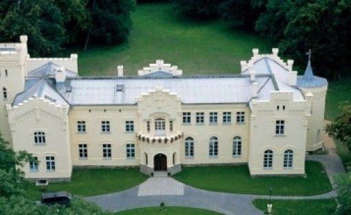 zdjęcie obiektu, Pałac Krześlice, Krześlice