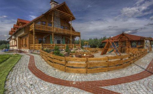 Ośrodek szkoleniowo- wypoczynkowy Hotel Osada Karbówko Wellness & Spa / 4