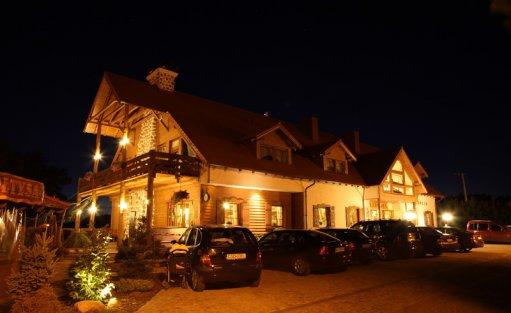 Ośrodek szkoleniowo- wypoczynkowy Hotel Osada Karbówko Wellness & Spa / 6