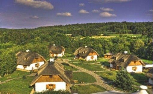zdjęcie obiektu, Centrum Konferencyjno - Rekreacyjne 'Osada Karbówko', Ciechocin