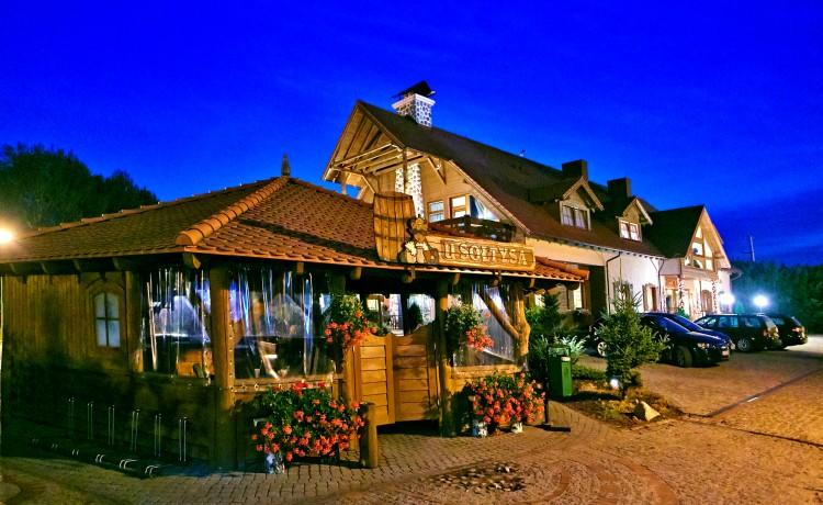 Hotel *** Hotel Osada Karbówko Wellness & Spa / 27
