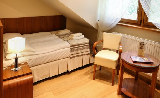 Ośrodek szkoleniowo- wypoczynkowy Hotel Osada Karbówko Wellness & Spa / 11