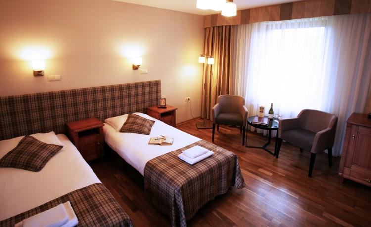 Hotel *** Hotel Osada Karbówko Wellness & Spa / 19