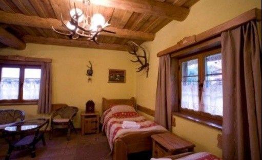zdjęcie pokoju, Centrum Konferencyjno - Rekreacyjne 'Osada Karbówko', Ciechocin