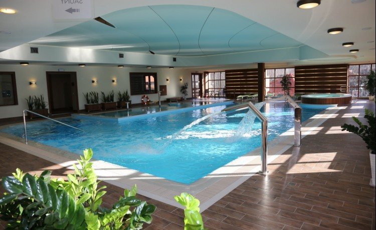 Hotel *** Hotel Osada Karbówko Wellness & Spa / 24