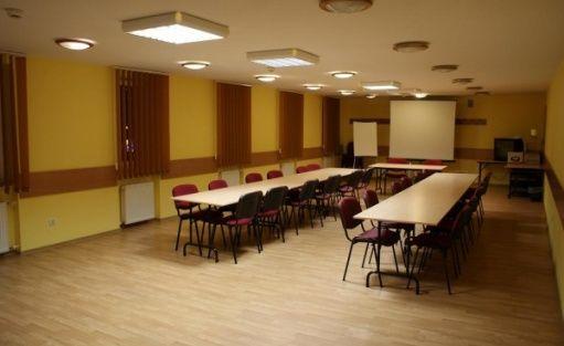 zdjęcie sali konferencyjnej, Centrum Hotelowo - Konferencyjne Wald Spa & Wellness, Warszawa